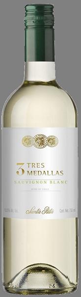 Sauvignon Blanc 3 Tres Medallas Santa Rita 2018