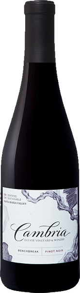 Pinot Noir Benchbreak Cambria 2016