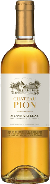 Chateau Pion Monbazillac 2014
