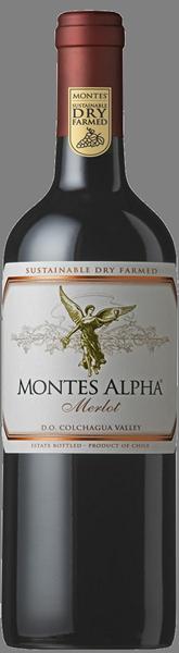 Merlot Montes Alpha Montes 2013