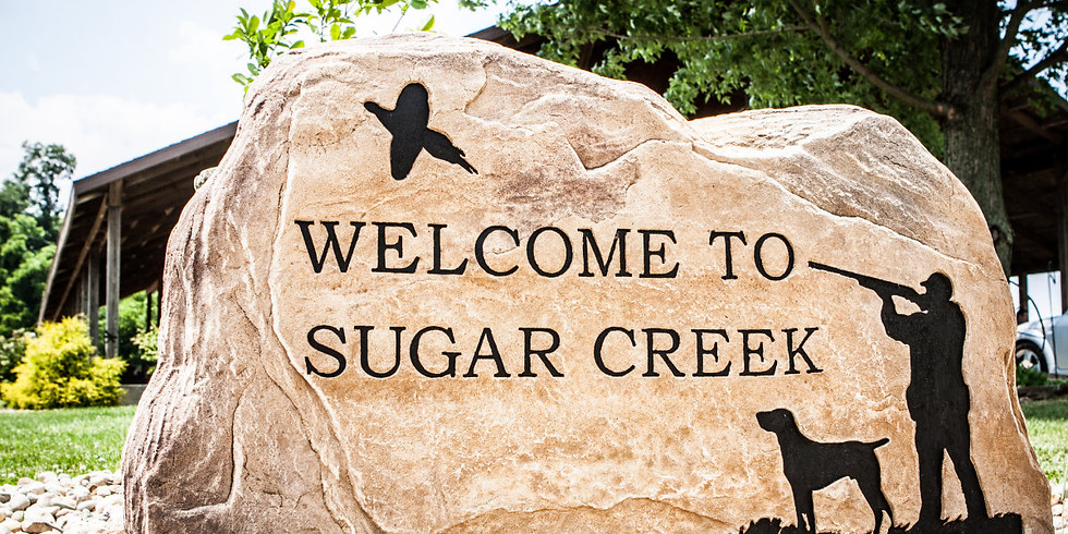 Sugar Creek August Fun Shoot