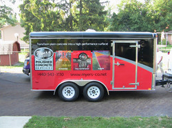 Trailer Wrap Dennison Ohio