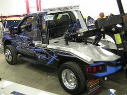Truck Wrap Dover Ohio