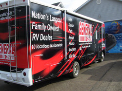 RV Wrap Cleveland Ohio