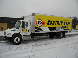 Truck Trailer Wrap Columbus Ohio