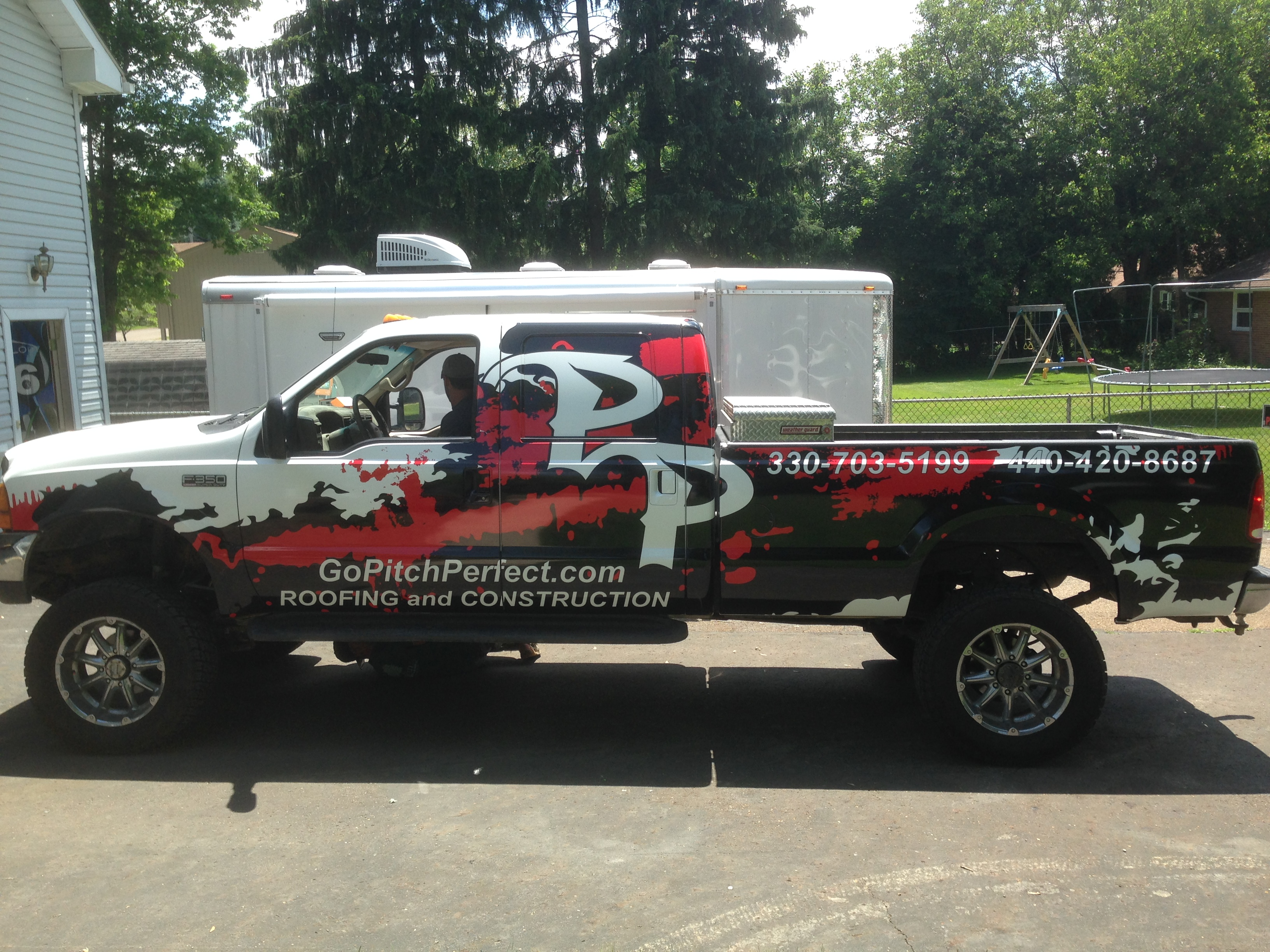 Trcuk Wrap Canton Ohio