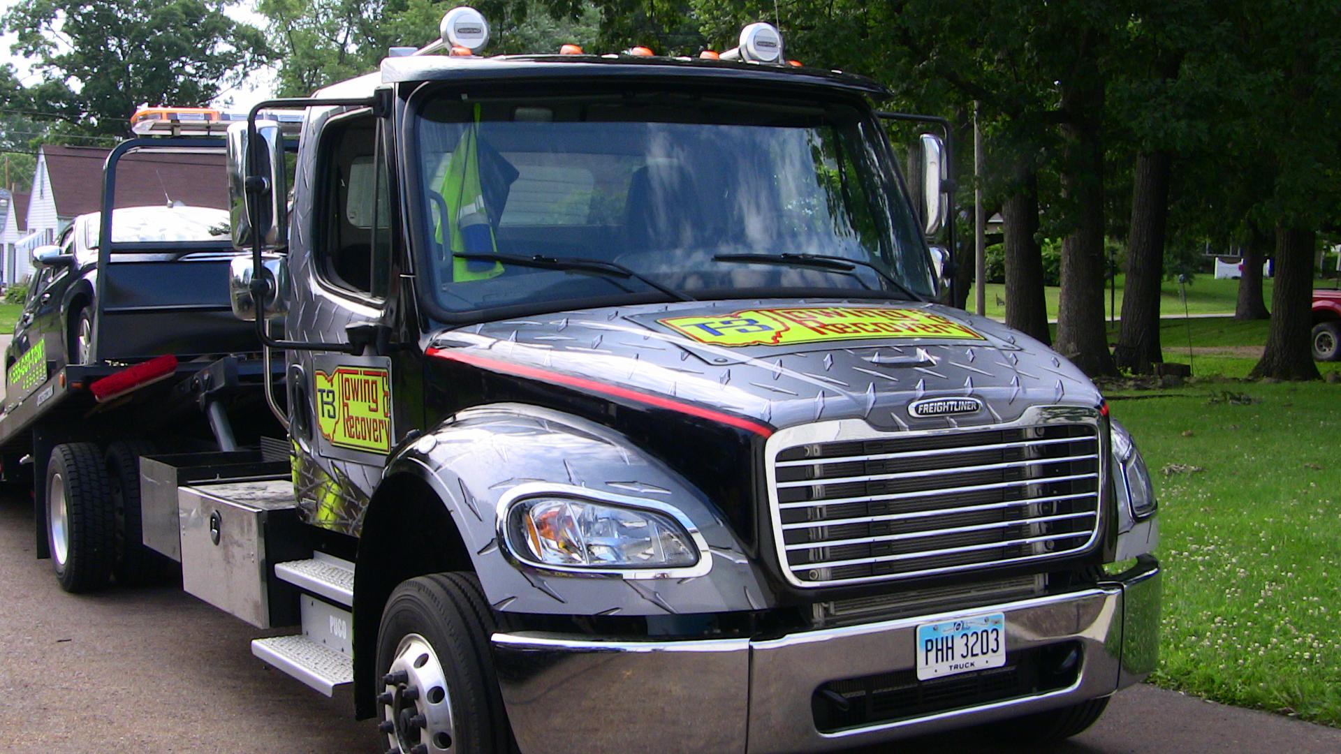 Truck Wrap Mansfield Ohio