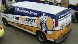 Van Wrap Massillon Ohio