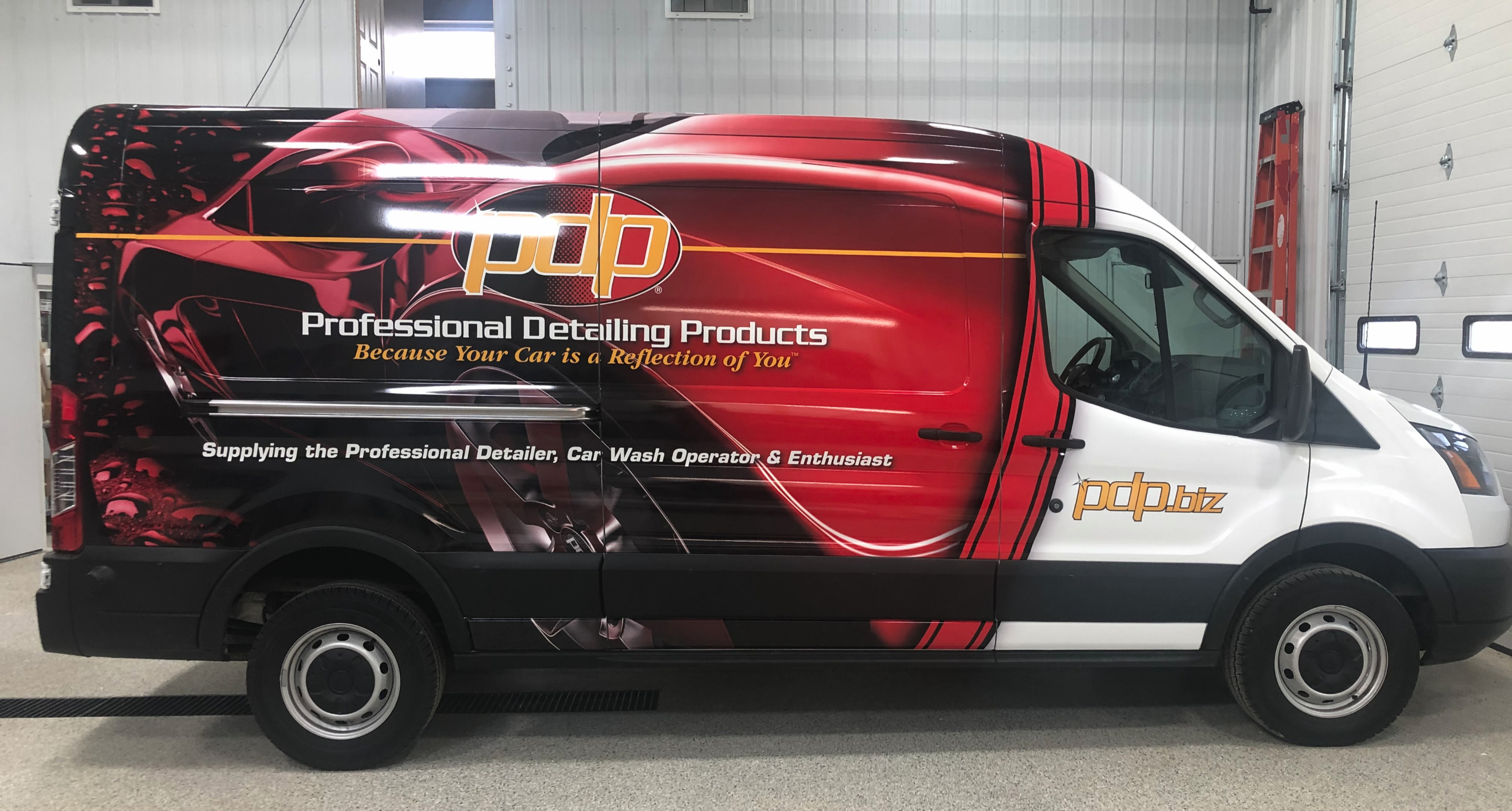 Van Wrap Canton Ohio