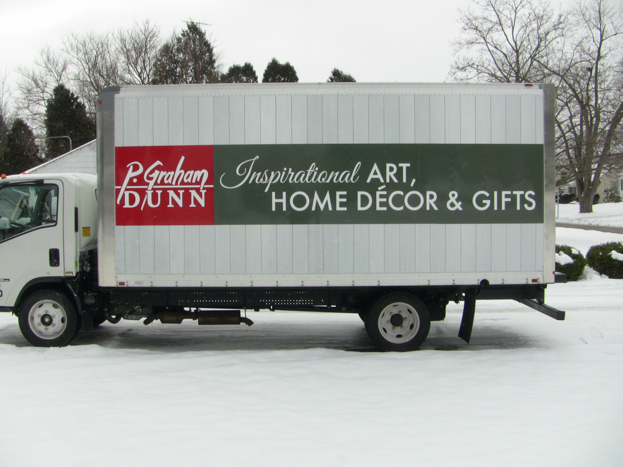 Trailer Wrap Toledo Ohio