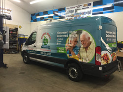 Van Wrap Columbus Ohio
