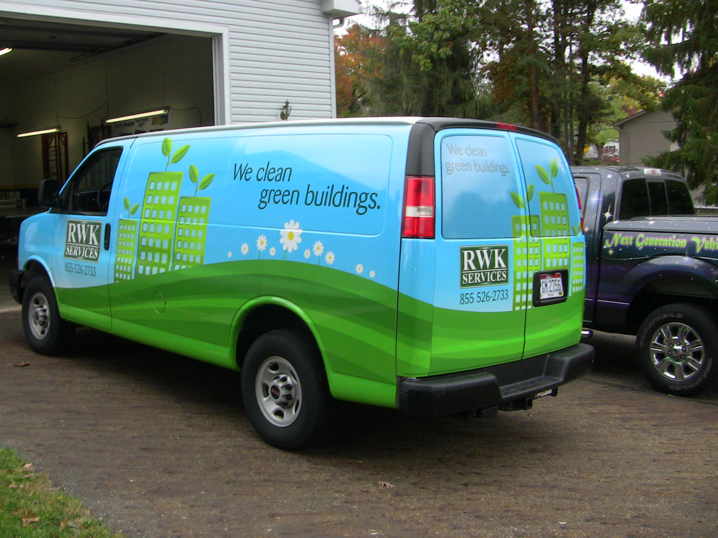 Van Wrap Newark Ohio