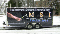 Trailer Wrap North Canton Ohio