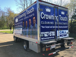 Box Truck Wrap Massillon Ohio