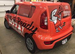 Car Wrap Massillon Ohio