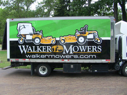 Trailer Wrap North Olmstead Ohio