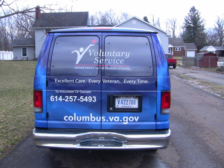 Van Wrap Cleveland Ohio