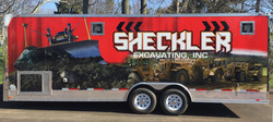 Trailer Wrap Massillon Ohio