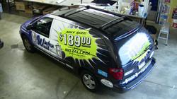 Van Wrap Akron Ohio