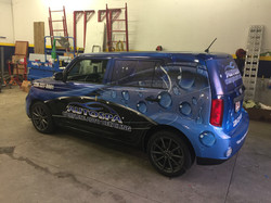 SUV Wrap Toledo Ohio