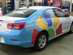 CAr Wrap Akron Ohio