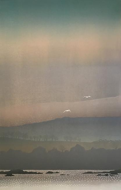misty Scottish morning