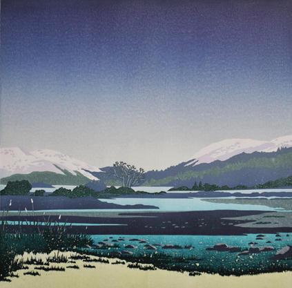 winter beckons - Holy Loch