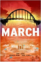 MARCH: 3 book graphic novel series