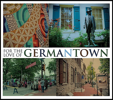 For the Love of Germantown CD