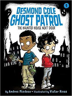 Desmond Cole Ghost Patrol Hardback Books