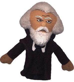 Magnet Frederick Douglass Finger Puppet