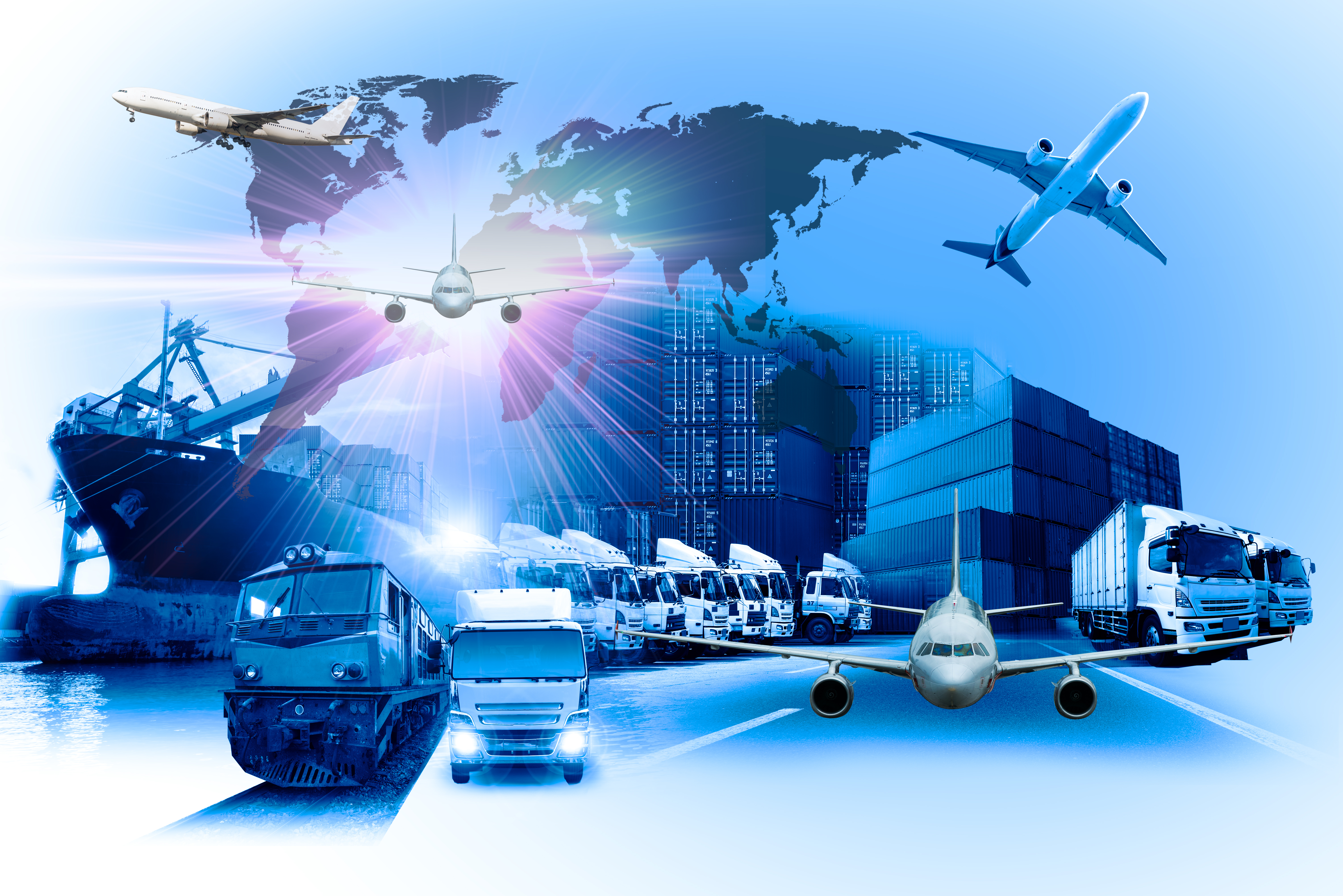 Air & Ocean Freight Forwarders