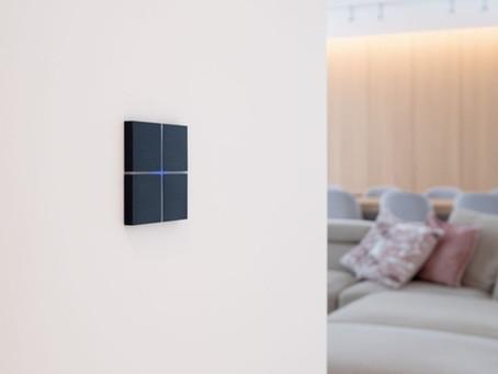 4 mẫu nút bấm KNX hoàn hảo cho ngôi nhà thông minh.