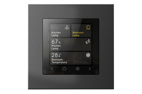 KNX Touch Panel Mini - 2.6 inches