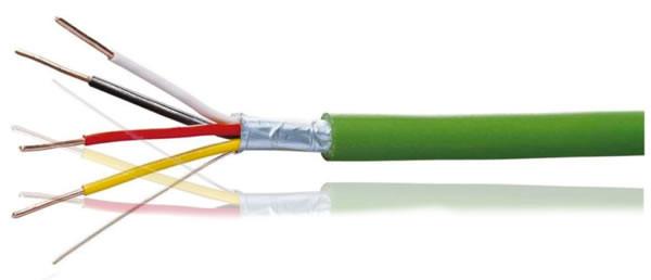 Dây bus KNX TP truyền tín hiệu trong hệ thống KNX