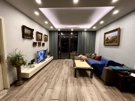 KNX Project: Apartment at SunGrand City Building, Hanoi, Vietnam