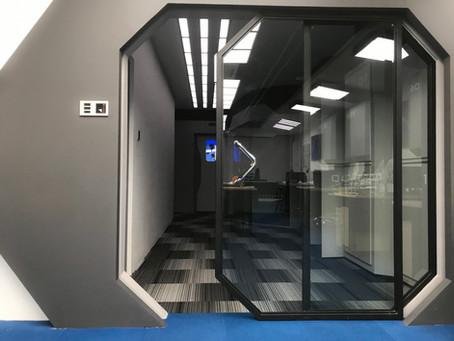 Trụ sở SEIKOU Systec, Malaysia: thiết kế kiểu phi thuyền không gian, điều khiển bằng KNX.