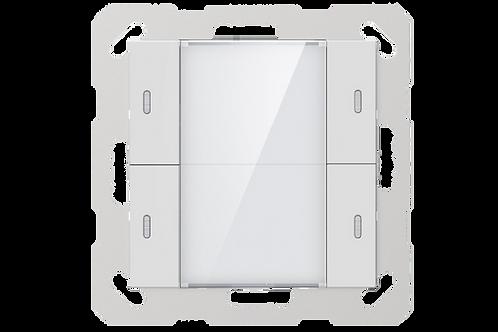 KNX Push Button, 2-gang