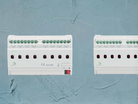 8 tính năng quan trọng trên thiết bị KNX Switching Actuator - phần 2