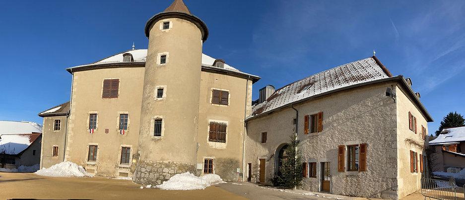 chateau vesancy