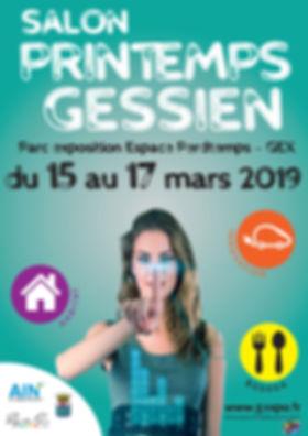 Gestpro événement salon Printemps Gessien
