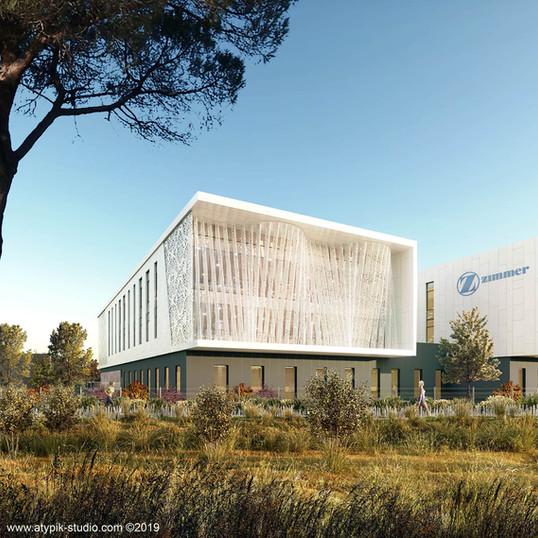 Bureaux Montpellier