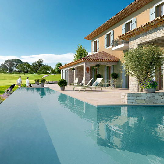 Golf de Montagnac - Villas