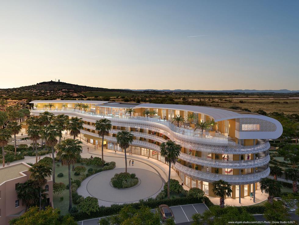 Résidence Tourisme Cap d'Agde