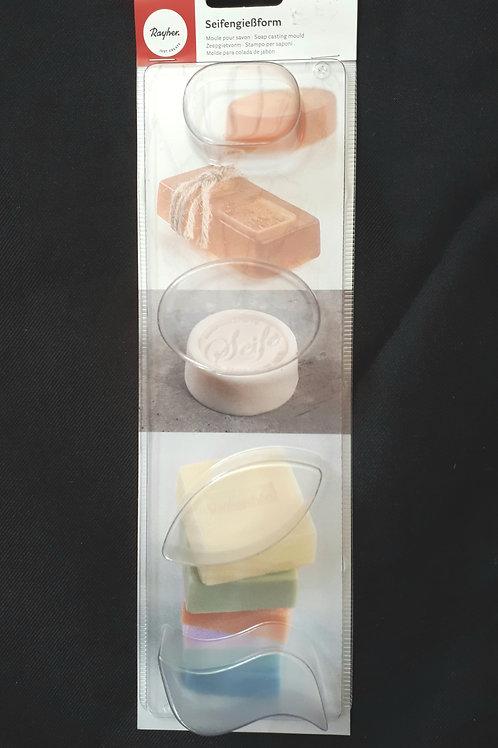 Seifengiessformen oval