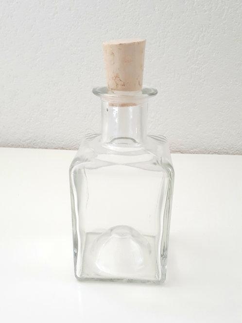 Flasche mit Korken