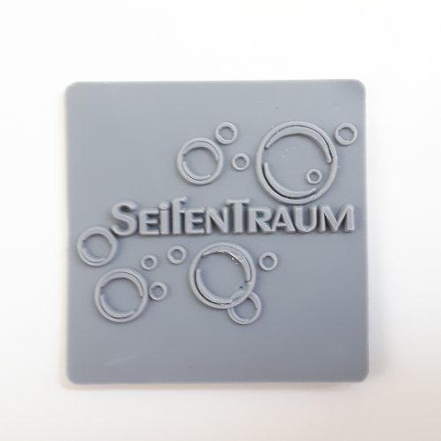 Label (Reliefform) Seifentraum
