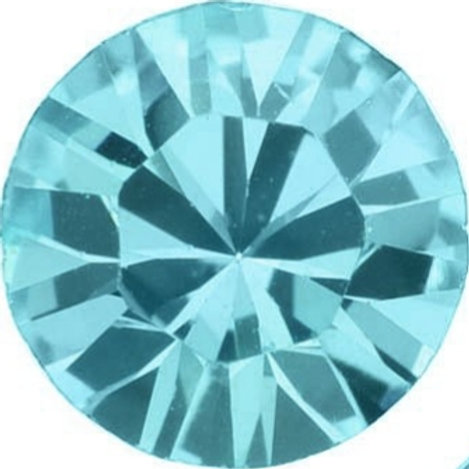 Swarovski®Kristalle Chatons light turquoise