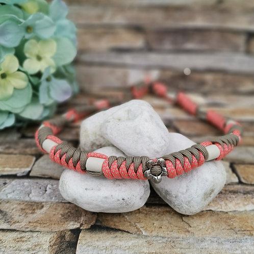 EM-Keramik Halsband Snake