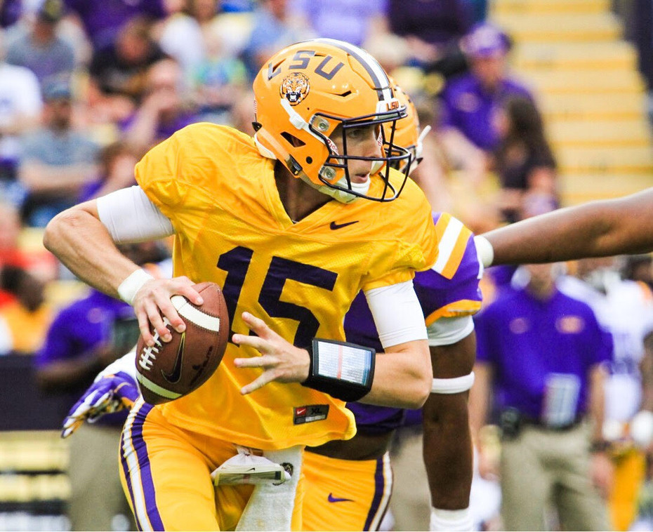 Way Too Early LSU Depth Chart (Part 1)